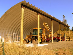 SteelMaster Agricultural Equipment Storage