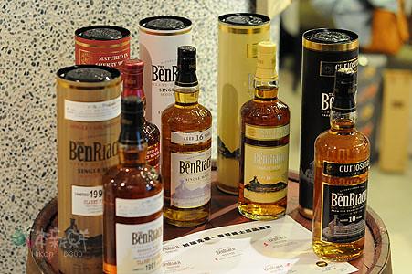 BenRiach 威士忌