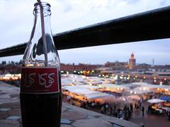 Coke on The Djemma