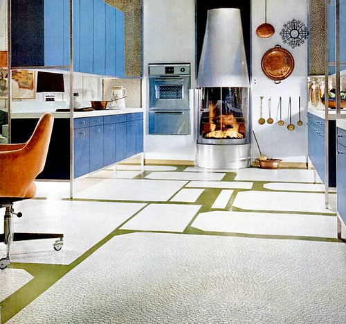 Mid Century Kitchen Cabinets: Mid-Century Living: Kitchens (1960-65