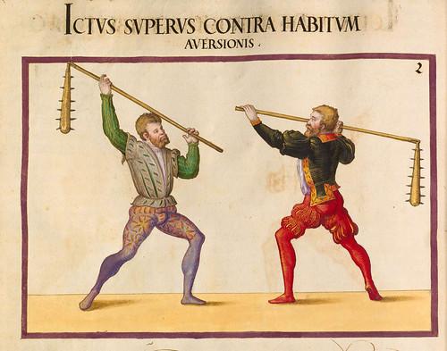 020-De arte athletica I- BSB-© Bayerische Staatsbibliothek