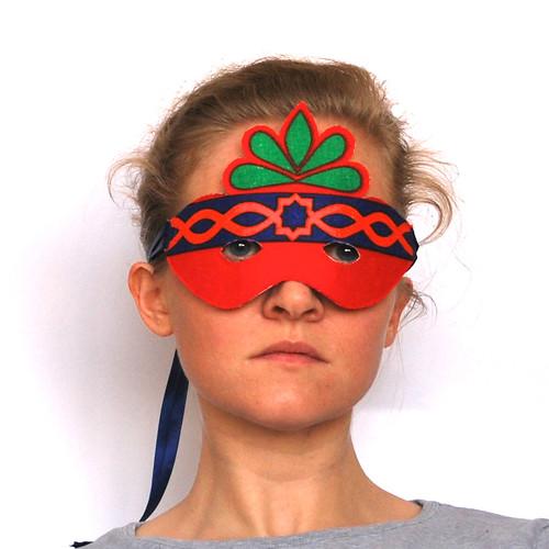 baladi masque