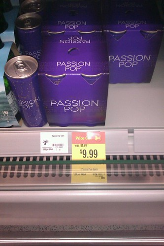 Passion pop IN A CAN