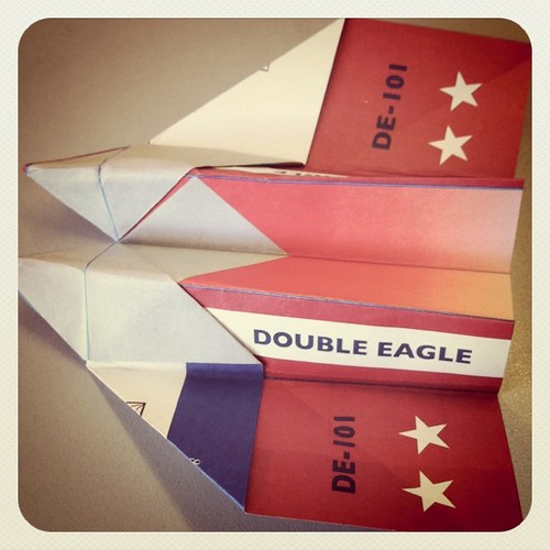 Double Eagle, 09.05.11