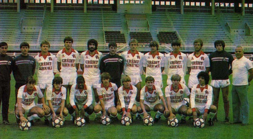 Besançon 1982-83