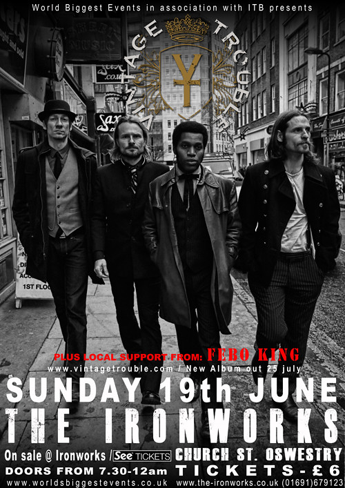 Vintage Trouble- Ironworks Poster 05d (500)