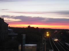 2011 06 13 Sunset over Balbriggan Ireland 006
