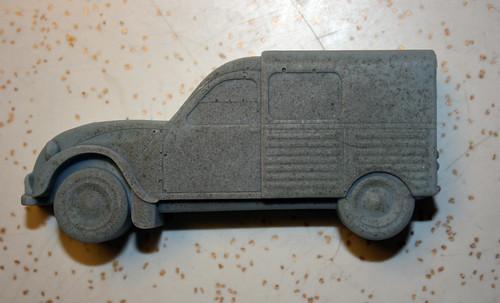 truckette soap