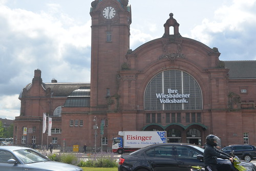 Wiesbaden Hbf 5-19-16 2