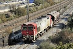 POTASSER II (Andreu Anguera) Tags: ferrocarril fgc trendemercaderies potassa potasa cornelládellobregat baixllobregat barcelona catalunya andreuanguera