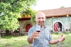 (symonap) Tags: wine maker vine grape history red green outdoors kin man