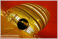 City Hall London at Night ~ Bowling at the City Hall ~ (david gutierrez [ www.davidgutierrez.co.uk ]) Tags: city light red urban building london glass colors architecture night buildings dark spectacular geotagged photography photo arquitectura cityscape darkness image dusk cityhall sony centre perspective cities cityscapes center structure architectural foster nighttime 350 londres architektur nights sensational metropolis alpha topf100 londra impressive dt nightfall municipality edifice greaterlondonauthority cites f4556 100faves topshots 1118mm theunforgettablepictures sonyalphadt1118mmf4556lens sonyalphadt1118mmf4556 sony350dslra350