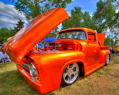 Wild Pickup (David Baillie Photography) Tags: edmonton hotrod soe showandshine supershot theunforgettablepictures