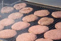 Burgers - Happy 4th of July (shottwokill) Tags: food holiday nikon 4th burgers july4 d80