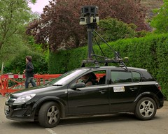 Google Street View Was Here! (by AndreasC)