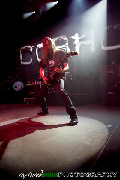 Roope Latvala - Children of Bodom - Rock Hard Festival 2009