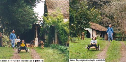 Sitio Franck em 2003