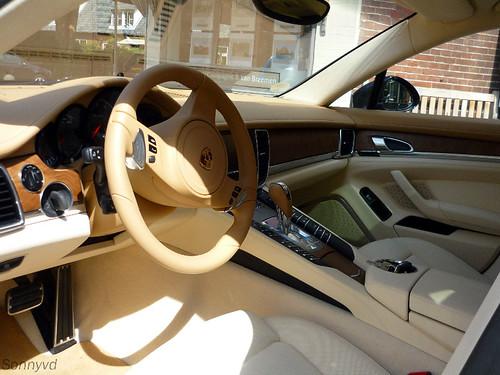 Porsche Panamera Turbo Interior. Porsche Panamera Turbo