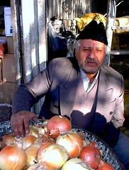 Iranian Onion Dealer