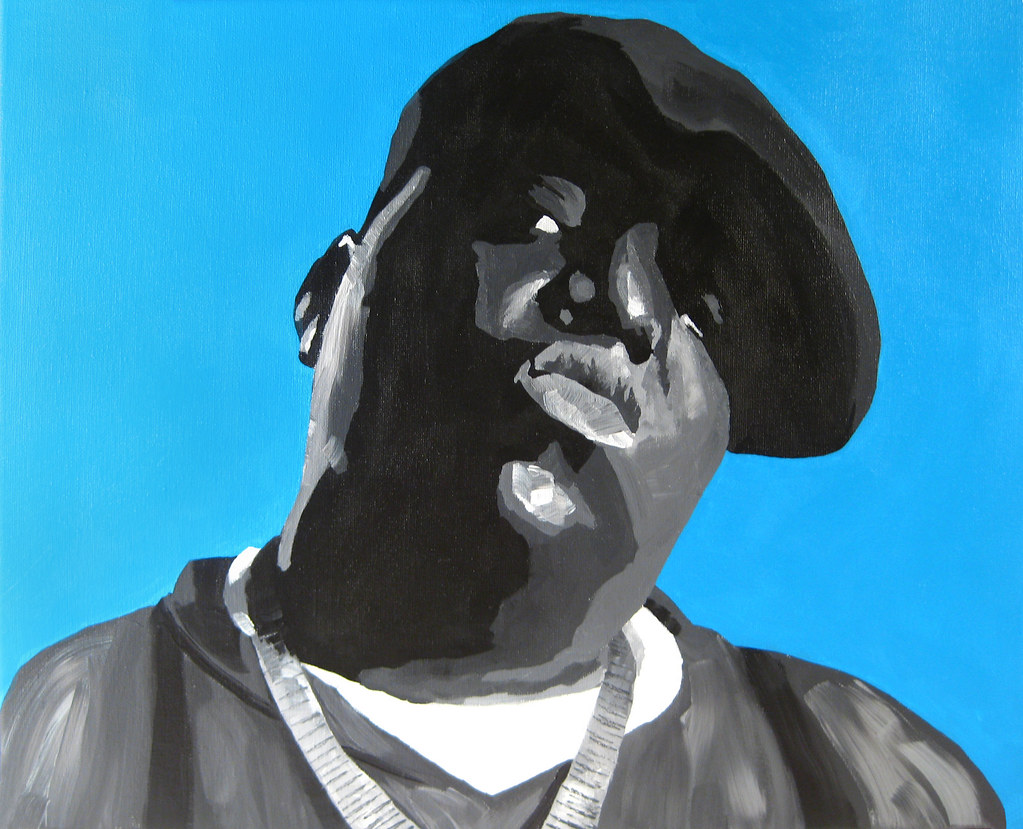 Notorious BIG (Biggie Smalls)