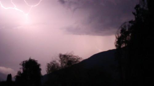 Lightning July 2009