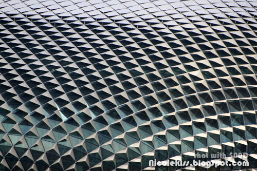 durian building close up