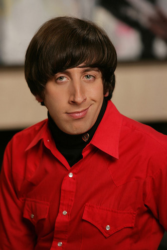 Simon Helberg Howard Wolowitz