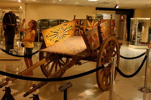 sicilian donkey cart