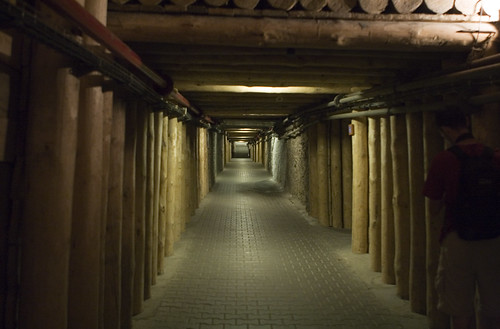 Le travail dans la Mine (Monneron)