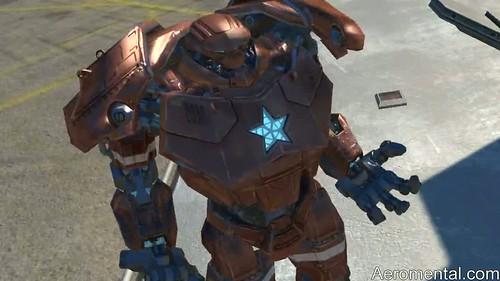 juego Iron Man 2 Crimson Dynamo