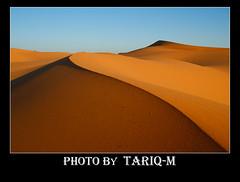 Sand Shape (TARIQ-M) Tags: sand desert saudi riyadh saudiarabia tariq canon400d allxpressus