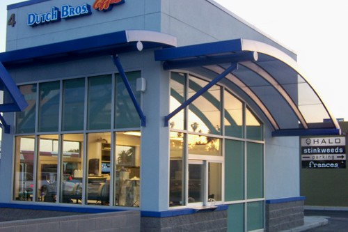 New Dutch Bros at Central and Camelback