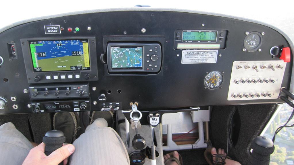 Upgraded Avionics
