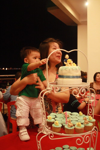 Jaeven's 1st Birthday