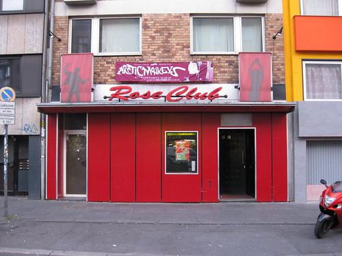 Auftragsanfrage vom Kölner Roseclub