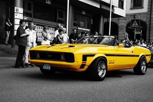 Mustang Boss 351
