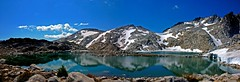 Enchantment Lakes Panorama (edit)