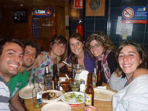 Mexico: DF con Marias, Lola, Ale y Arnaud