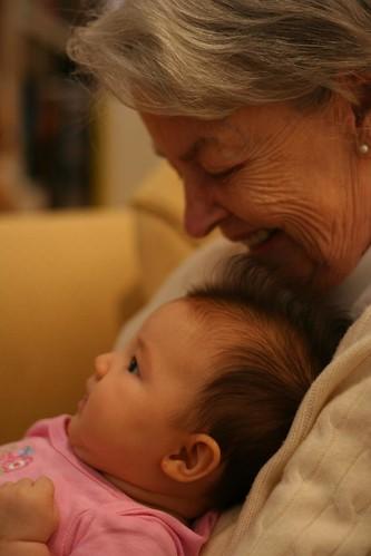 with Nana