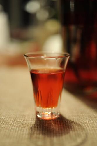 苺酒、ラムベース、バニラ入り