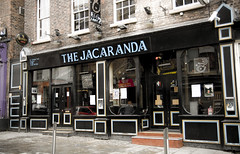 The Jacaranda (Julian McKinlay) Tags: liverpool beatles jacaranda