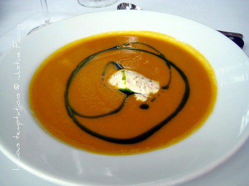 Butternut Squash Soup - Roast, Borough