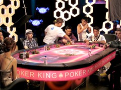 just about ready (Liz Lieu) Tags: liz lieu moviefilming lizlieu pokerdiva propokerplayer famouscelebrities pokercompetition hongkongstudio pokerkingmovie finaltablescene