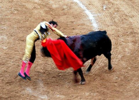 Corrida de Toros Feria Melilla 2009 300