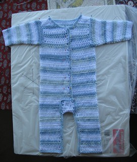 Free Crochet Patterns Baby Outfits : Ravelry: Baby Boy Crochet Onesie pattern by Better Homes ...