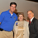 With Darlene Ewing & Howard Dean