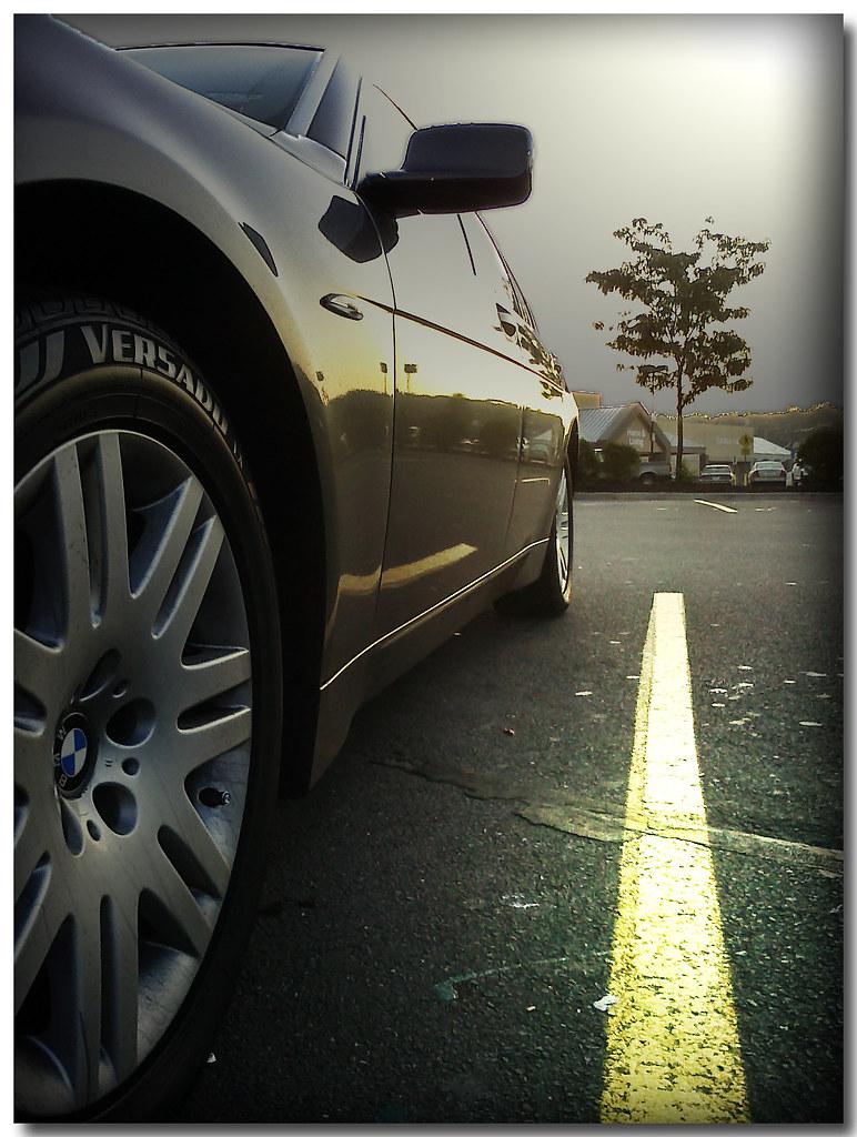 BMW 745Li, Palm, Pre
