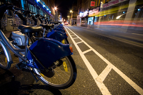 more Dublin bikes