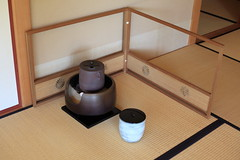Japanese traditional style interior design / ()() (TANAKA Juuyoh ()) Tags: old architecture japanese design high ancient interior traditional style hires tatami resolution  5d hi residence res  markii                     kyokuban
