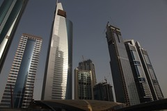 UAEのビル群